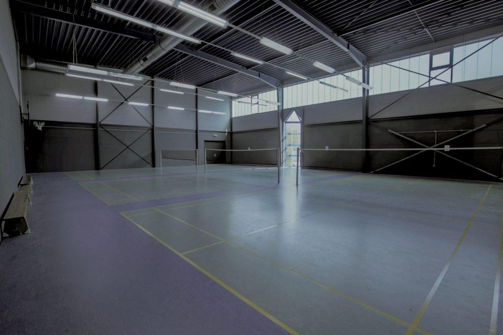 Sportpoint Gießen Badminton