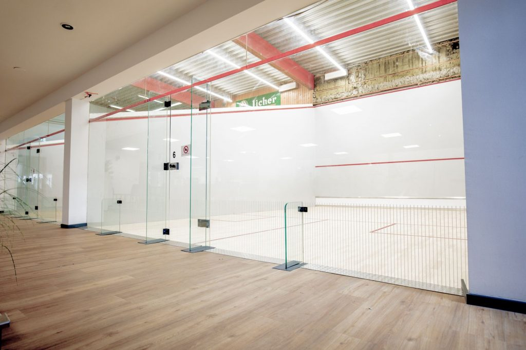 Sportpoint Gießen Squash-Court